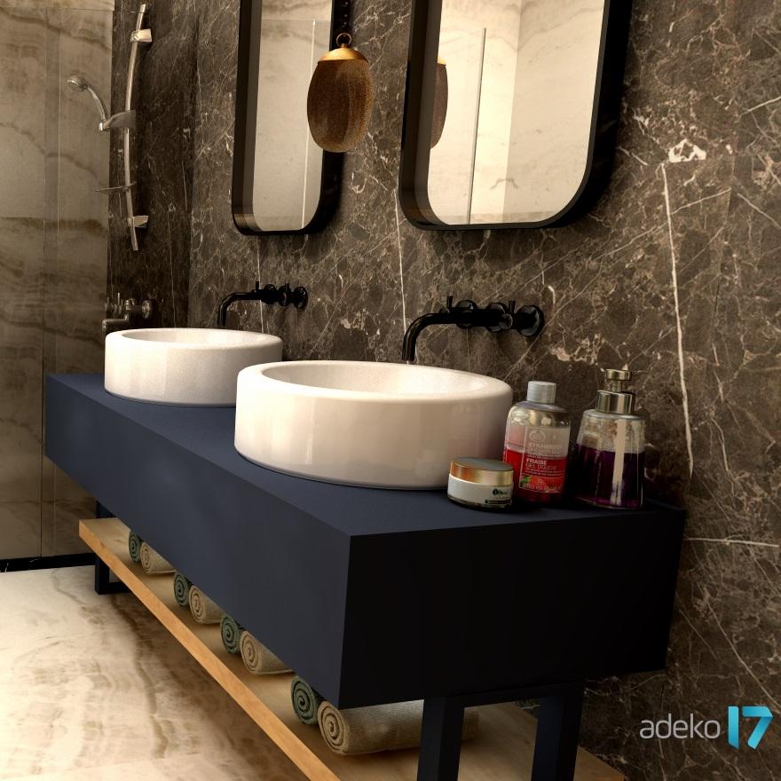 Adeko ile Banyo Tasarımı yapabilirsiniz
