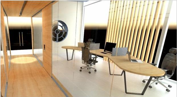 Adeko ile Ofis Büro 3D Tasarım ve Dekorasyon Çalışmalarınızı yapabilirsiniz.
