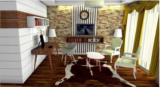 Ev , Villa Dekorasyonu , iç mimar ve Atölye için 3D tasarım Yazılımı